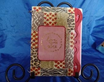 Valentine's Day Special Scrapbook- Journal