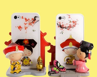 The Emperor and Princess Mobile Stand Mobile Dock iPhone, iPhone 6, iPhone 5s, iPhone 6s, Samsung, LG, HTC, MOTOROLA