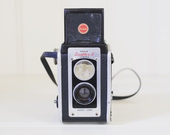 Vintage Kodak Duaflex II | Twin Reflex | Old Camera | Antique | Collectible | Home Decor | Photography