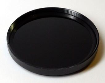 Schott UG11 40.5mm x 1mm UV-Pass Camera Filter, Ultraviolet, Dual Band IR