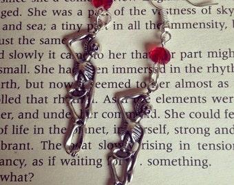 Hangman Earrings