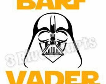 Barf Vader SVG Studio, Darth Vader SVG Studio, Star Wars Barf Vader SVG Studio, Star Wars svg  Studio, Baby Svg Studio