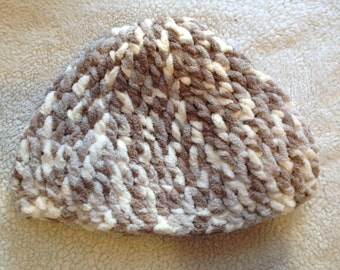 Toasted Marshmallow Beanie
