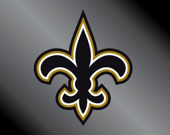 New Orleans Saints Vinyl Decal Sticker