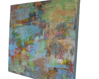 "Abstract Painting Acrylic painting 20x20"" inch  (50x50cm)  Canvas Picture"