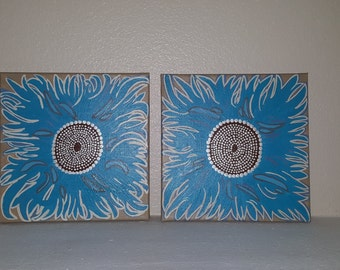 Set of 2 painting
