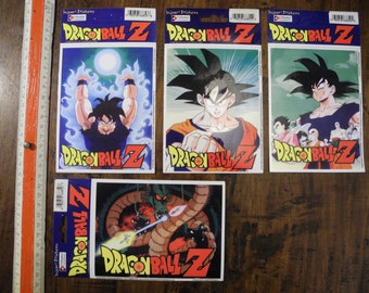 Dragon ball Z sticker