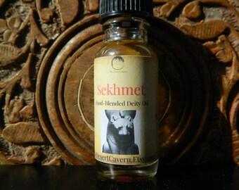 Sekhmet Oil - 1/2 Ounce