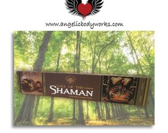Call of the Shaman Incense Sticks