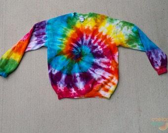 Custom Tie Dye Hoodie