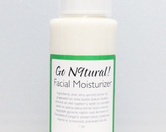 Daily Facial Moisturizer, Lotion