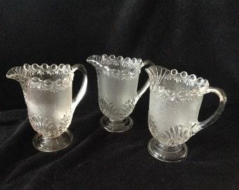 Victorian pitchers