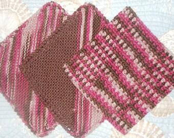 Handmade Cotton Dishcloths
