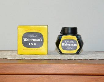 Vintage Waterman Ink