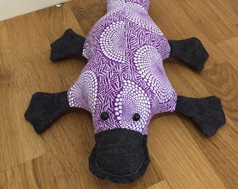 Platypus Soft Toy