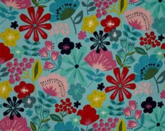 Fabric by the yard - The Alexander Henry Fabrics - De Leon Design Group - Pretty Poppy