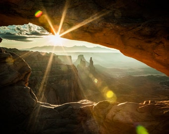 Mesa Sunrise