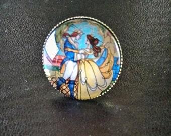 bronze ring style retro