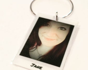 6pk Custom Photo Wine Charms | Bachelorette Party Favors | Wedding Favors | Drink Markers