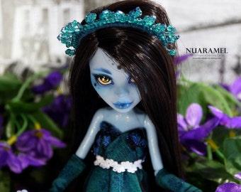OOAK Custom Monster high doll Abbey Bominable