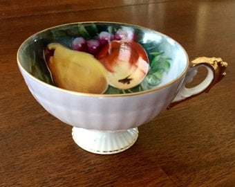 Lefton China Hand Painted Teacup