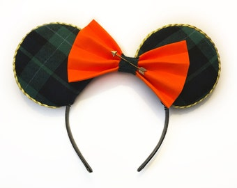 Brave Mouse Ears, Merida Inspired Ears, Merida Mouse Ears