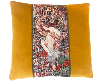Pillow of Frigg the Yellow
