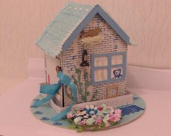 """Frame """"Wedding House"""""""