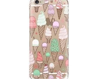 iPhone 6/6s case ice cream