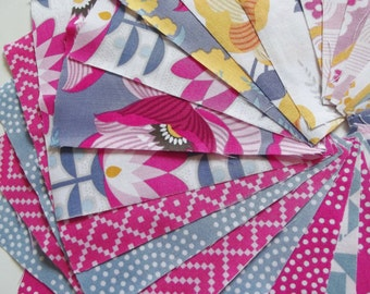 Joel Dewberry 5 inch Charm Pack designed for Free Spirit Fabric - 26 squares