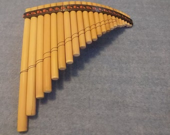 Professional Pan Flute 22 Pipes