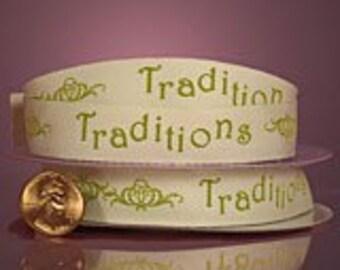 Traditions Grosgrain Ribbon