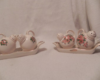 Vintage Salt & Pepper Sets