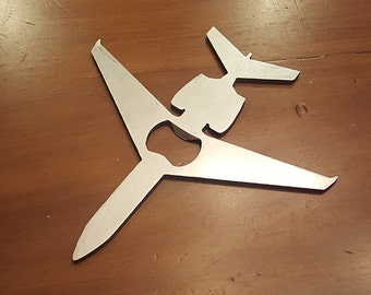 Gulfstream G550 G6 C-37 Aircraft Bottle Opener