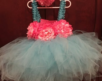 Toddler Tutu Top