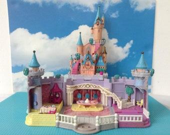 Disney vintage toy, Disney castle.