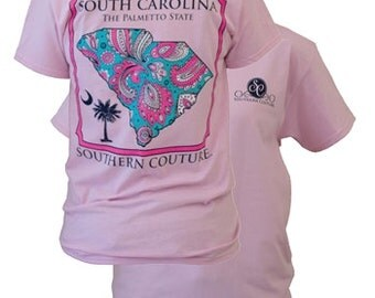 Sc Southern Coutour Tee