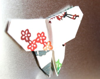 Origami butterfly magnet