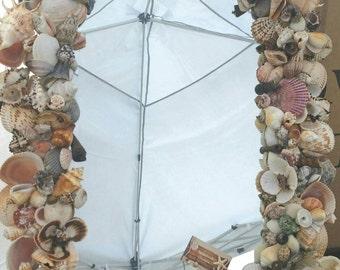 Archway beach mirror