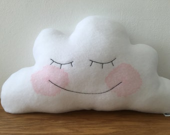 Cloud cushion Sleepy