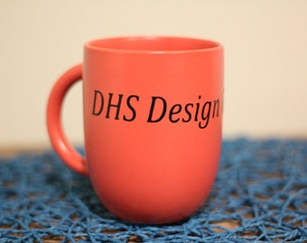 Name Decals For Cups - Vinyl letters for cups