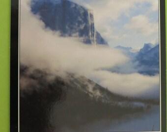 El Capitan Yosemite Postcard