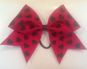 Sweetheart Cheer Bow