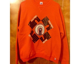 University of Illinois Fighting Ilini Vintage Crewneck