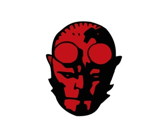 Hellboy Sticker