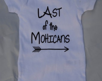 Last of the Mohican's