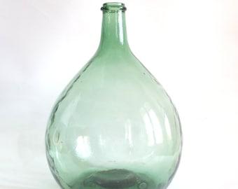 Vintage Demijohn, 33.3 oz, made in France