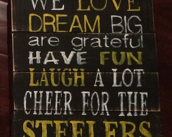 Steelers sign