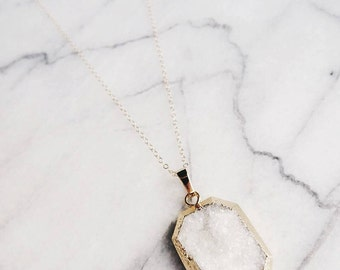 TERA Natural Stone Necklace
