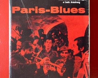 Paris-Blues roman / novel Harold Flenders 1961